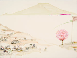 """12 Views (Pink Tree)"" 2008"