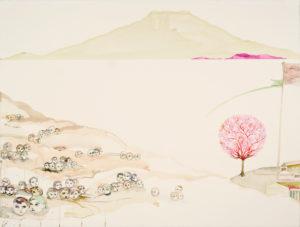 """12 Views (Pink Tree)"" 2008"