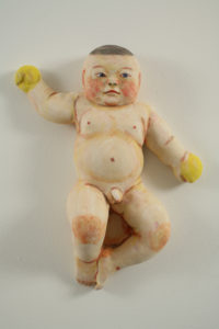 """Putti in Yellow Mitts"" 2012"