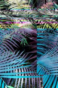 """""""Botanical, 8187_9 (Blue)"""" 2014"""