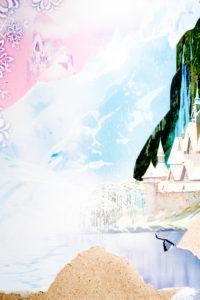 """""""Frozen Backdrop"""" 2014"""