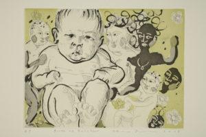 """Birth of Bacchus"" 2015"