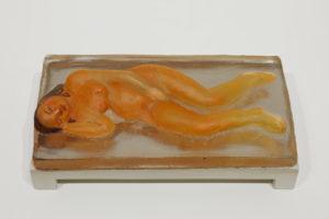 """""""Orange Sleeper (Female)"""" 2014"""