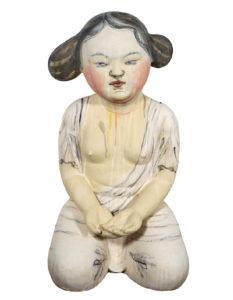 """""""Kneeling Venus"""" 2008"""