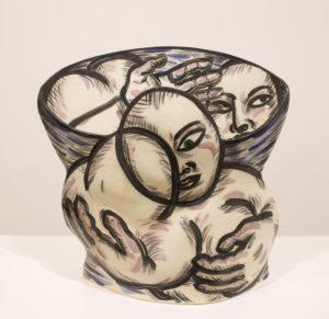 """""""Untitled Envelope Vase"""" 1989"""
