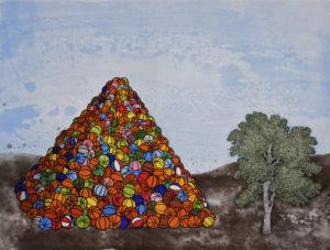 """""""Basketball Pyramid"""" 2007"""