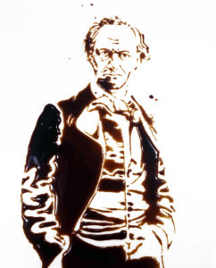 """Charles Baudelaire"" 1997"