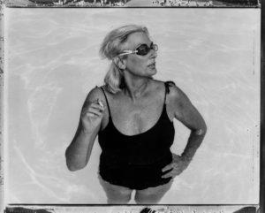 """Iris Owens, Yaddo"" 1980"