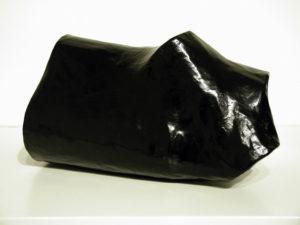 """""""Black Out Sculpture"""" 2005"""