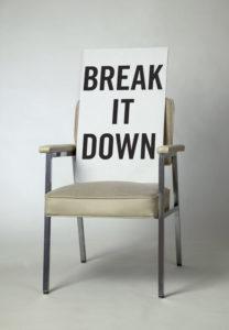 """""""Break It Down"""" 2004"""
