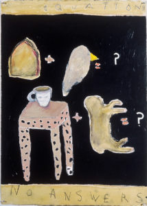 """""""Sum Equations No Answers Yet"""" 1980"""