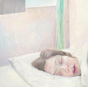 """""""Carrie Asleep"""" 2007"""