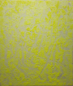 """Porosity (Yellow Tablet)"" 2014"