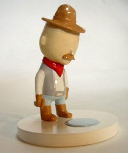 """""""Crying Cowboy No. 1"""" 2005"""