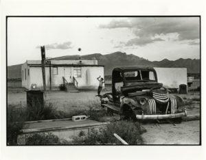 """Llanito, New Mexico"" 1970"