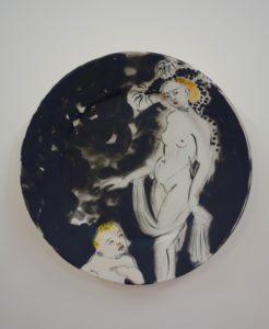 """Venus and Honey Thief (2)"" 2015"