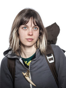 """Jorie, 25, Natural Builder/Pizza Cook"" 2013"