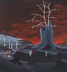 """""""Dead Tree"""" 2007"""