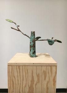 """Hummingbird Nest"" 2016"