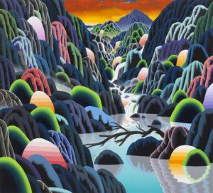 """Emerald Pool"" 2012"