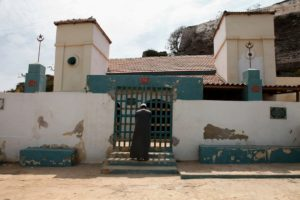 """La Mosquée 1892, Goree Island, Senegal"" 2010"