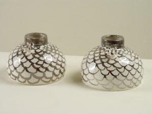 """""""Fishnet Vases"""" 2004"""