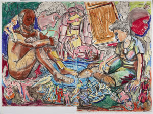 """""""The Discussion I"""" 1994"""