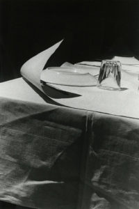 """Glass/Table from Days at Sea"" 1974"