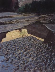 """""""Escalante River Outwash, Glen Canyon, September 2"""" 1962"""