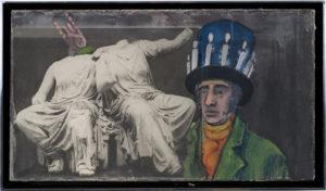"""Goya's Enlightenment (I go Francisco!)"" 2007"