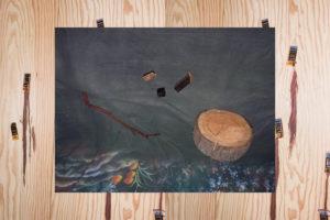 """Untitled (Wood)"" 2013"