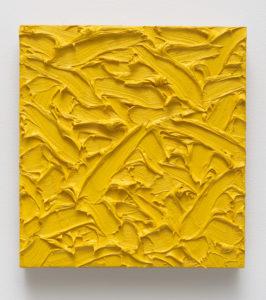 """Abstract #227 (cadmium yellow medium)"" 2015"