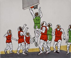 """""""Hoop Dreams"""" 2007"""