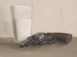 """Milk and Gun"" 2015"
