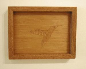 """Hummingbirds (detail)"" 2004"