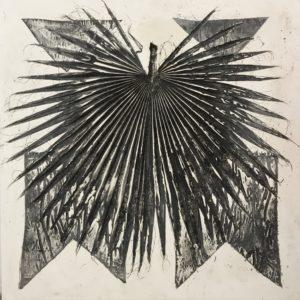 """""""Black Palm (no. 1)"""" 2015"""