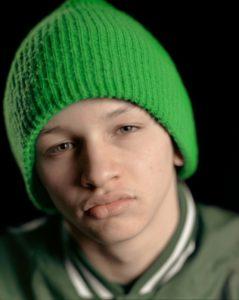 """Jared, Green Hill"" 2000"