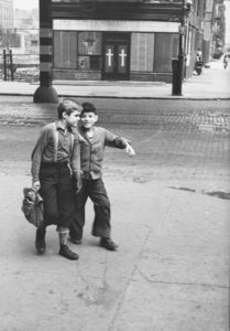 """NYC"" 1940 (children on the street)"
