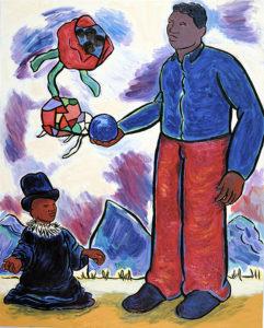 """""""Little Man's Gift"""" 2010"""