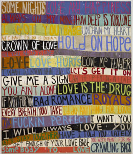 """Love"" 2014"