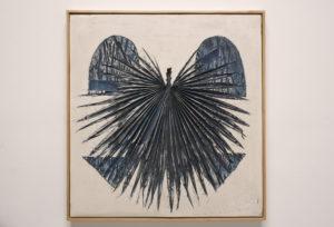 """""""Blue Palm (no. 1)"""" 2015"""