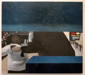 """Maury Mondrian"" 2012"