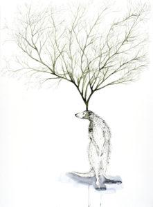 """Meerkat Tree"" 2006"