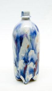 """2 liter (runny blue)"" 2013"