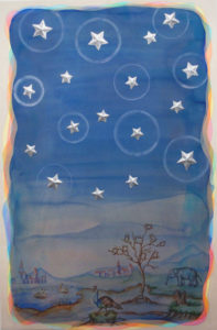 """Night Tapestry"" 2010"