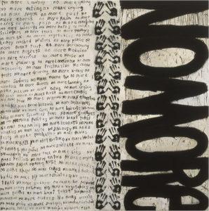 """""""No More No More"""" 1996"""