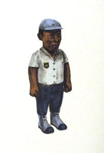 """""""Officer Molete"""" 2007"""