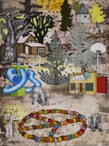 """""""Ouroboros""""  2007"""
