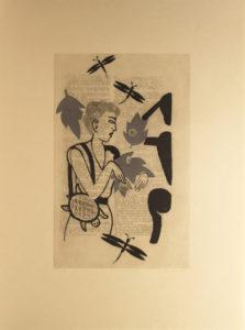 """""""Picabia's Purse"""" 1994"""