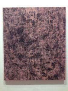 """Porosity (Murky Pink)"" 2014"